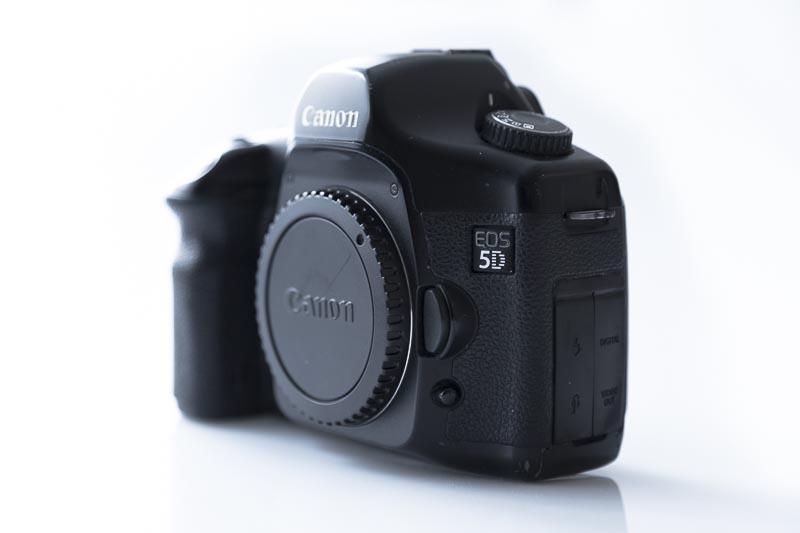 Canon EOS 5D aus dem Jahr 2005