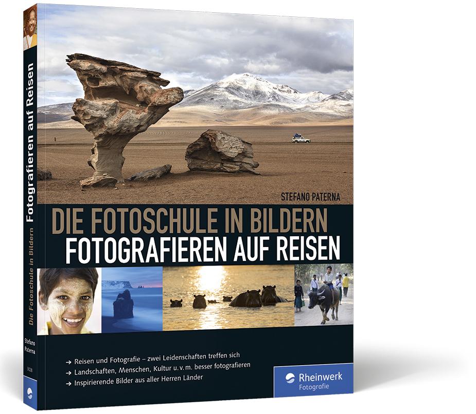 Cover Fotografieren auf Reisen Frontal