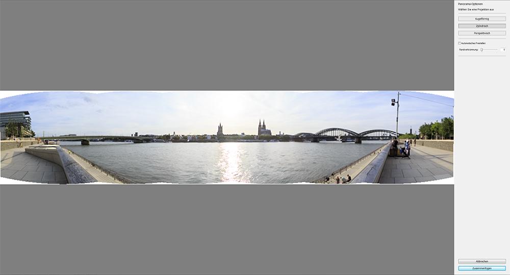 Panoramafotografie und Panoramaaufnahmen - Tipps und Tricks vom Profi