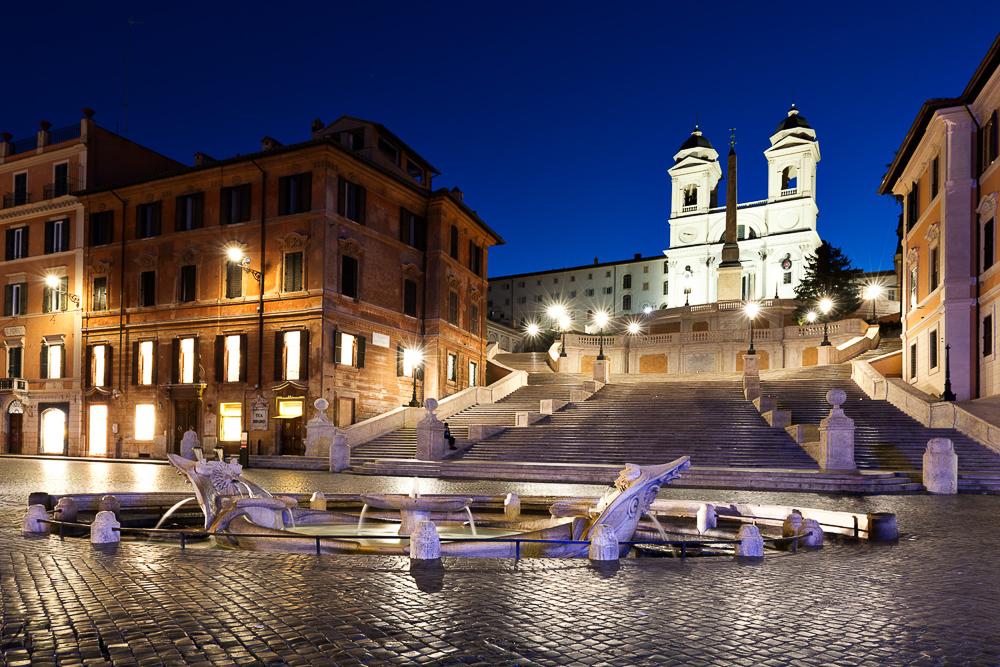 Beni Stilli Fotoreise Rom