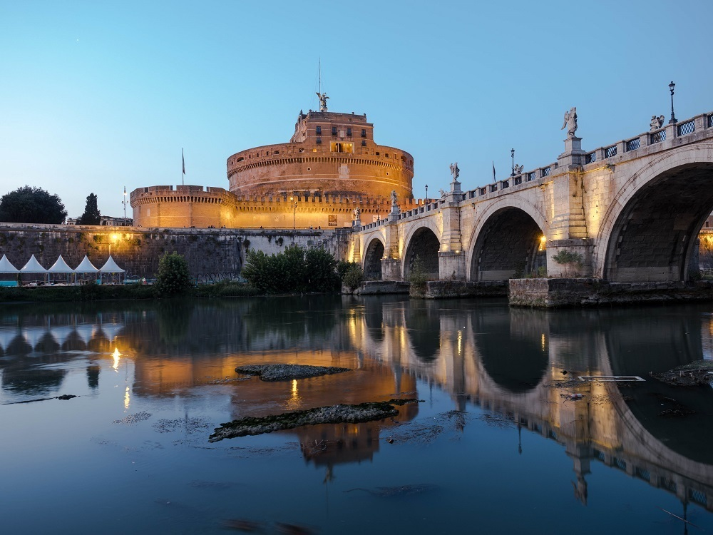 Sibille Becker Fotoreise Rom