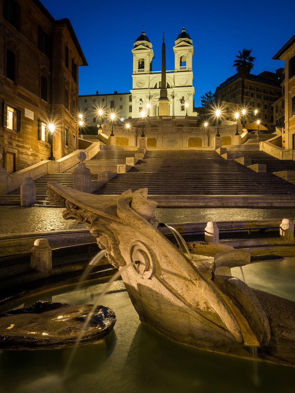 Sibylle Becker Fotoreise Rom
