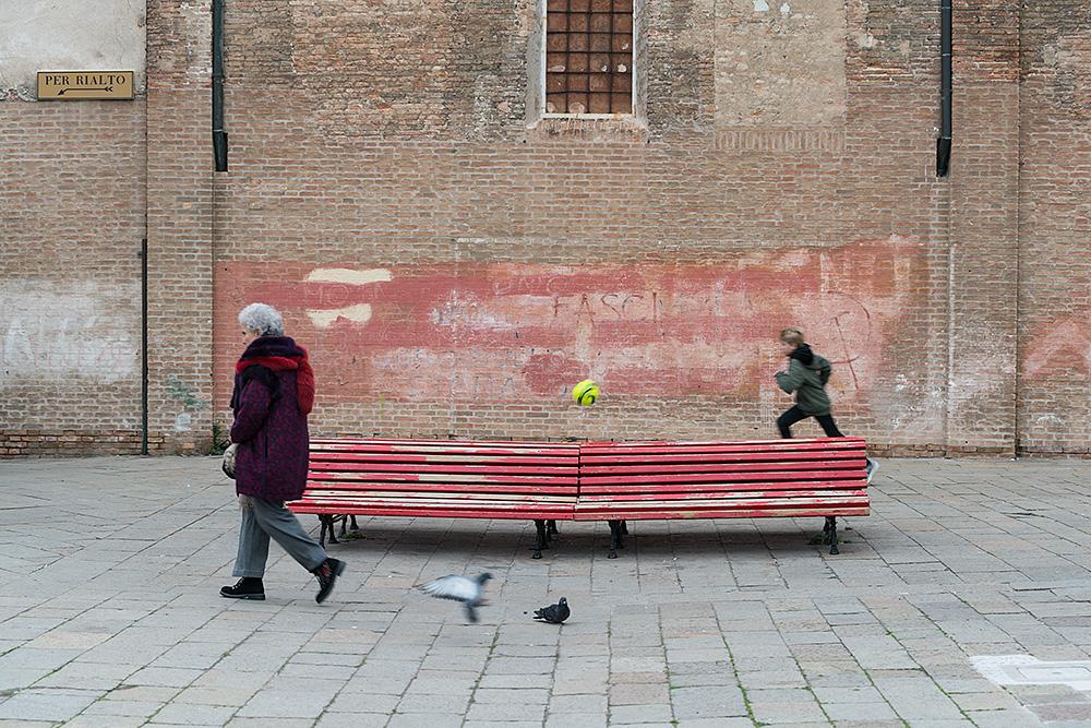 Fotoreise Venedig Franziska