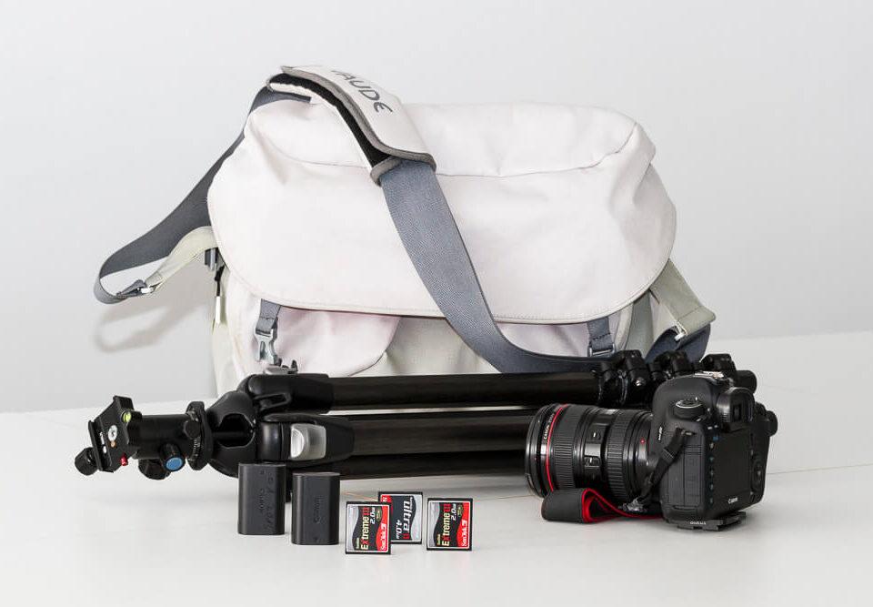 Fotoausrüstung für die Reisefotografie